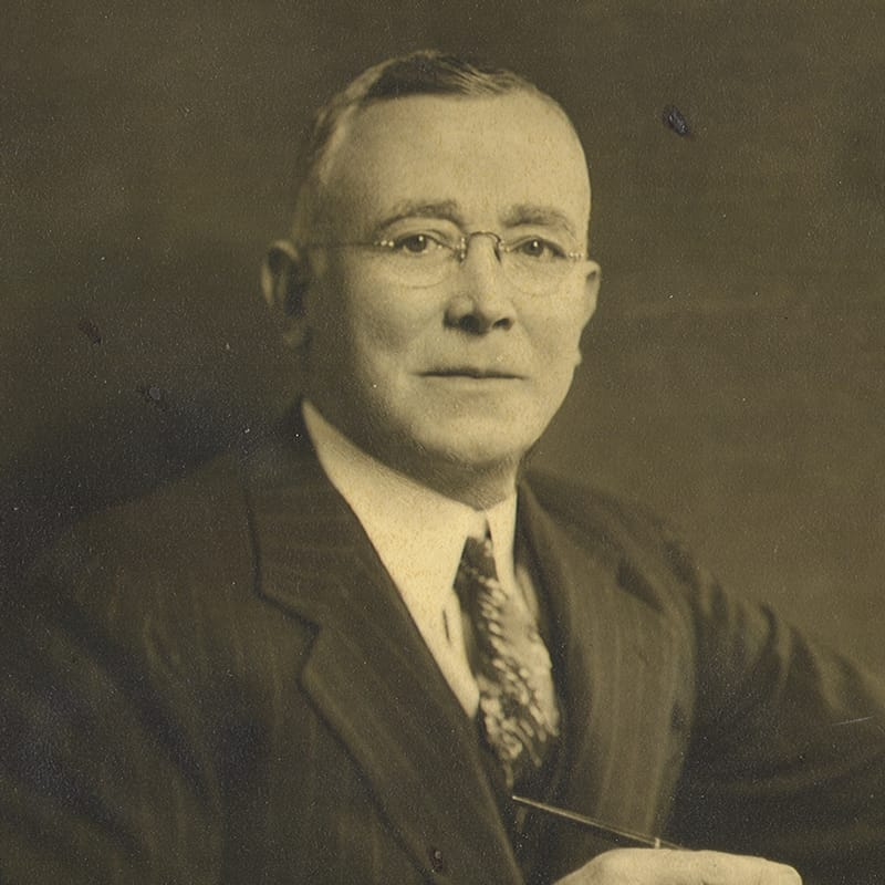 1936 photograph of Frank Foley